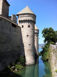 Entrata-Chillon